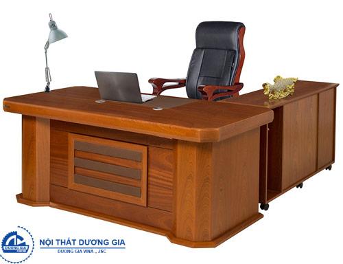 Ưu điểm của bộ bàn ghế Giám đốc Hòa Phát