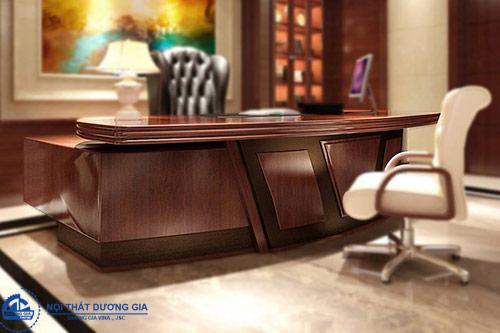 Ý nghĩa quan trọng khi chọn được cách bố trí bàn làm việc của Giám đốc phù hợp