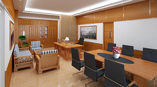Thiết kế nội thất phòng Giám đốc đẹp mang lại ý nghĩa gì?