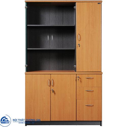 Mua tủ gỗ đựng tài liệu văn phòng cần chú ý tới tài chính của doanh nghiệp