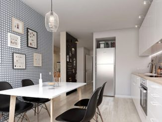 Làm thế nào để trang trí phòng ăn nhỏ trở nên gọn gàng, ấn tượng?