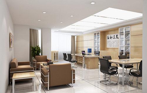 Công ty thiết kế nhà ở kiêm văn phòng cho thuê uy tín - Nội thất Dương Gia