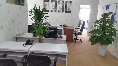 Đơn vị thiết kế văn phòng 30m2