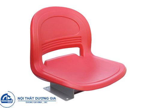 Màu sắc ghế nhà thi đấu