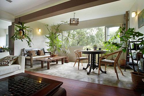 Tìm hiểu về phong cách thiết kế nội thất Eco