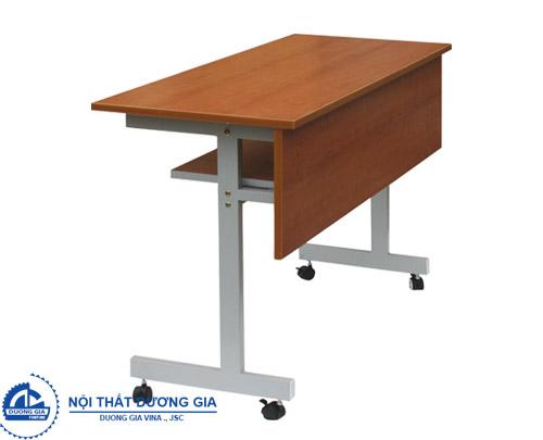 Chọn bàn hội trường gỗ công nghiệp có báo giá phù hợp
