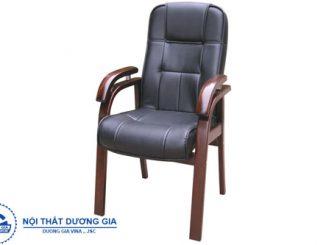 TOP 5 mẫu ghế phòng họp cao cấp có đệm tựa bọc da HOT nhất hiện nay