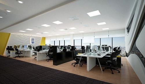 Các loại hình văn phòng phổ biến hiện nay