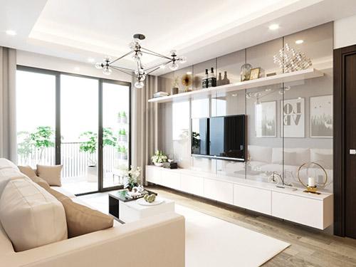 Nên chọn lựa đồ nội thất phòng khách chung cư như thế nào?