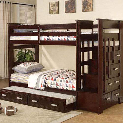 Những ưu điểm vượt trội khi sử dụng đồ nội thất gia đình giường tầng