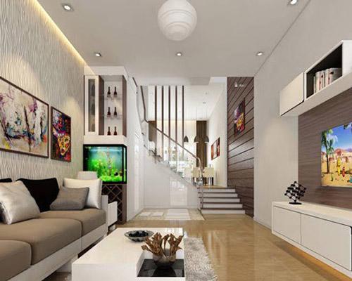 Trang trí nội thất gia đình ấn tượng