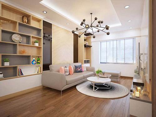 Thiết kế nội thất gia đình cần chú ý tới ánh sáng