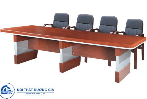 Bàn phòng họp bằng gỗ lịch sự CT3012H2