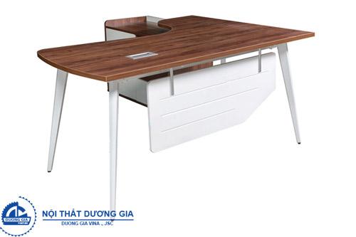 Tư vấn cách lựa chọn bàn văn phòng 1m6 phong cách hiện đại