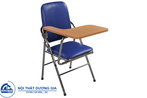 Ghế gấp có bàn viết GG04B-M
