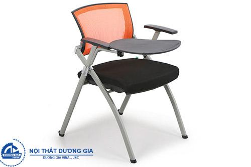 Ghế phòng họp có bàn viết đẹp GTB01