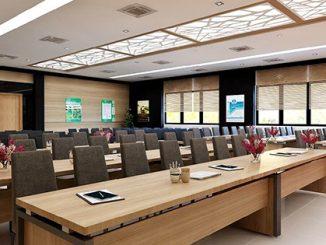 Mua bàn ghế cho hội trường ở đâu yên tâm về chất lượng nhất?