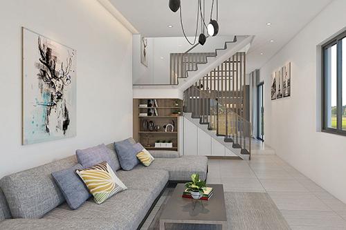 Các mẫu thiết kế nội thất gia đình đẹp, tiện nghi