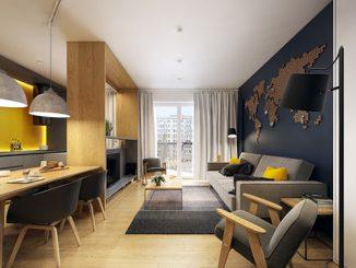 """Cùng chiêm ngưỡng các mẫu thiết kế nội thất gia đình đẹp từng """"centimet"""""""