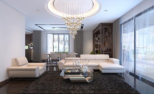 Mẫu thiết kế nội thất gia đình đẹp