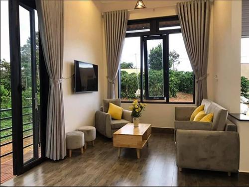 Làm thế nào để thiết kế nội thất phòng khách nhà cấp 4 đơn giản?