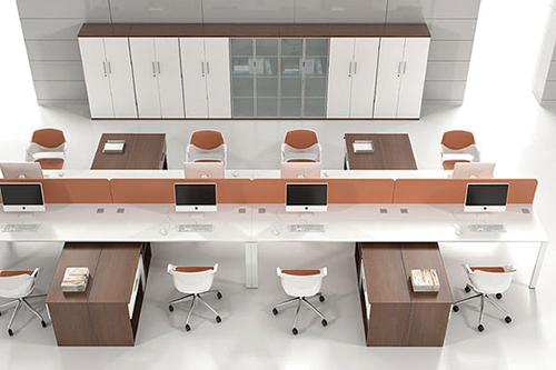 Nhà cung cấp bàn văn phòng liền vách ngăn
