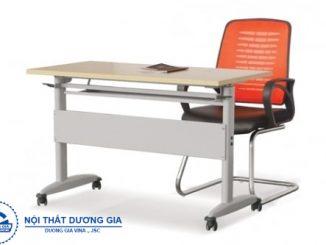 Làm thế nào để chọn được nhà cung cấp bàn văn phòng gấp gọn uy tín?