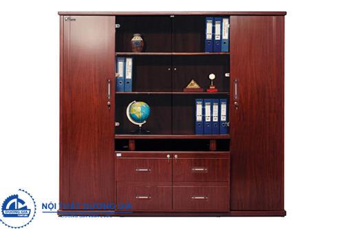 Tủ hồ sơ gỗ cao cấp DC2200H2